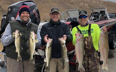 Missouri River Fishing Report-October 17th, 2020