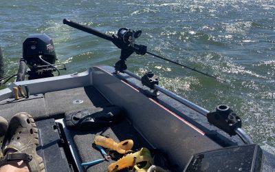 North Dakota Fishing Report- September 12th, 2021